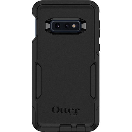 OtterBox Commuter Series Drop Protection Rubber Case for Samsung Galaxy S10e - Black (Otter Box For Samsung Galaxy Tab)