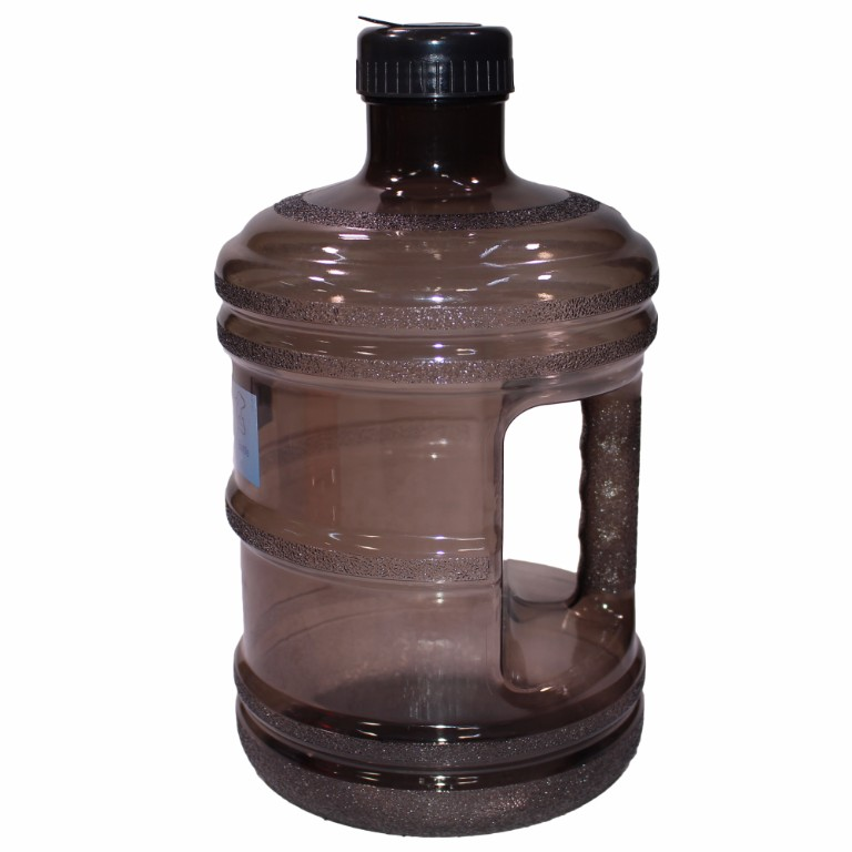 JLC Concept BPA Free New Plastic Reusable H2O Water Bottle 1 Gallon Drinking Container 128oz, Jug, Juice, Canteen