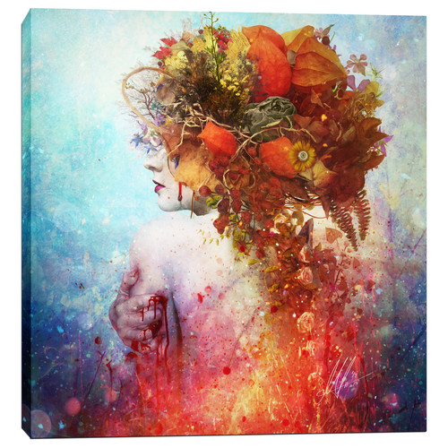 Cortesi Home Compassion by Mario Sanchez Nevado Graphic Art on Wrapped Canvas