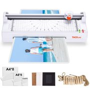 TACKLIFE Laminator Machine, 5-in-1 Hot & Cold 40-Second Preheating Laminator for Office/Home Use-MTL02