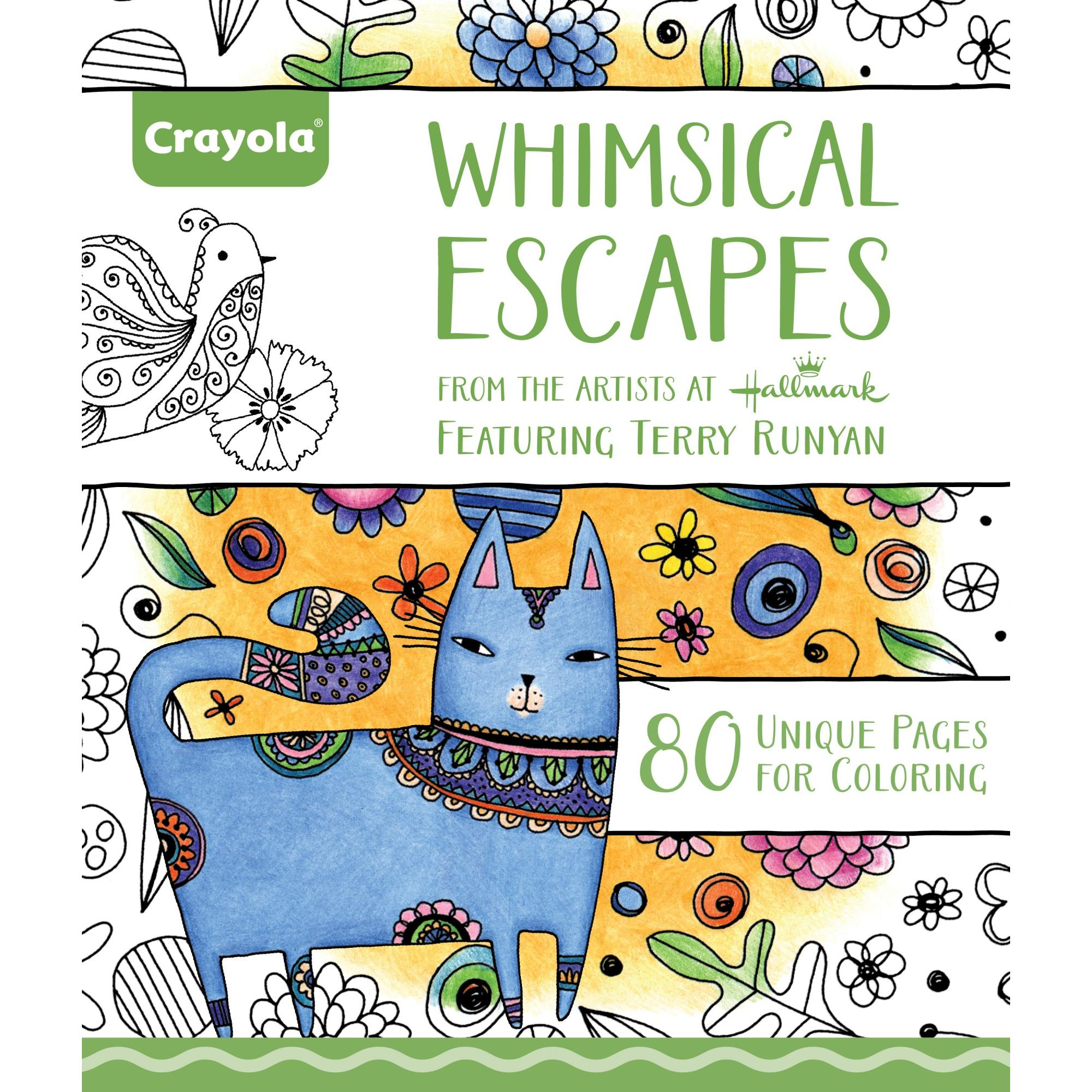 Whimsical designs coloring book - Whimsical Designs Coloring Book 20