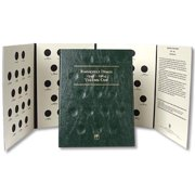 Littleton Coin LCF21 Roosevelt Dime Folder 1946-1964 Vol I- Case of 50