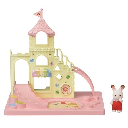 Calico Critters Baby Castle Playground Accessory Set - Doll