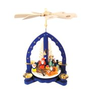 Alexander Taron 16028 Richard Glaesser Pyramid - St. Nick  Children and Toys