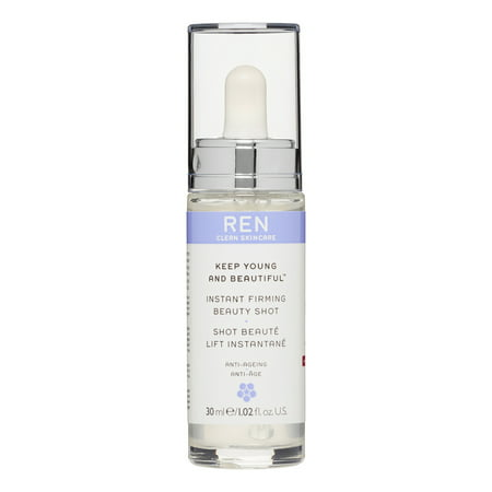 REN Skincare Keep Young and Beautiful Instant Firming Beauty Shot,1 Oz