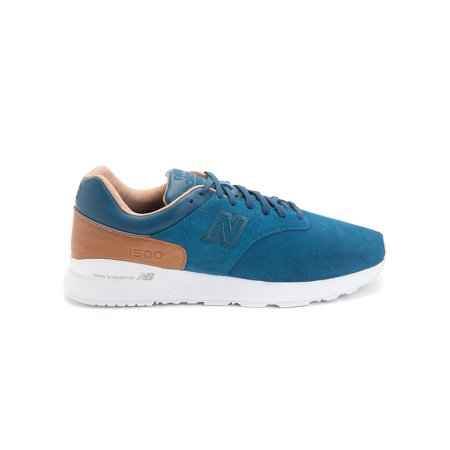 sports shoes 20e63 81396 New Balance Men's 1500 Re-Engineered Pack Sneakers MD1500DX Blue/Tan