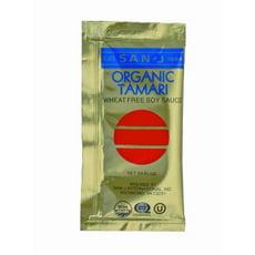 San-J Organic Wheat Free Tamari Soy Sauce (200x0.25Oz)