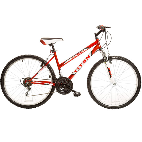 "26"" Titan Pathfinder Women's Mountain Bike"