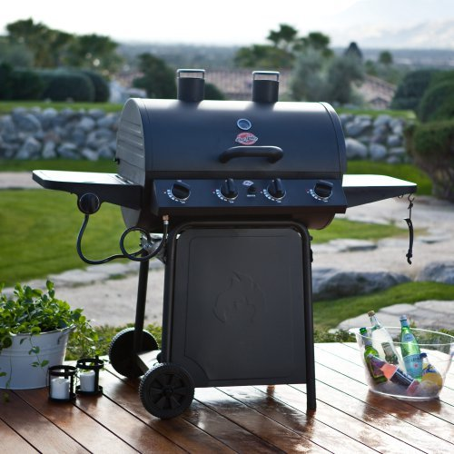 Char-Griller Grillin Pro 4001 Gas Grill