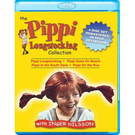Pippi Longstocking Collection (Blu-ray) for $<!---->