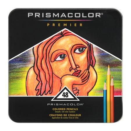 Prismacolor Premier Colored Pencils  48 Assorted Colors