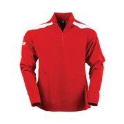 3070-02-XXL Rbi Fleece Zip Pullover, Royal, 2 Extra Large