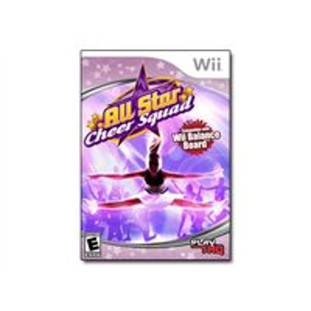 All Star Cheer Squad - Nintendo Wii (We Cheer 2 Wii)
