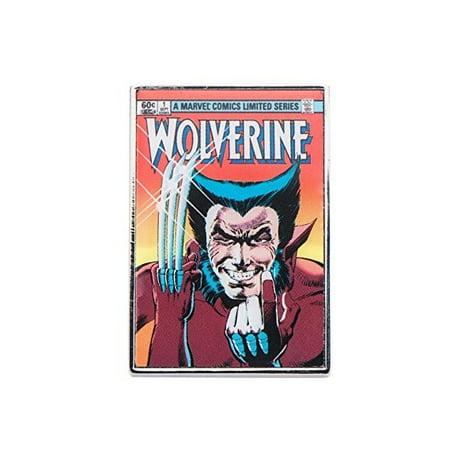 Marvel Wolverine Comic Base Metal Lapel (Michigan Wolverines Lapel Pins)
