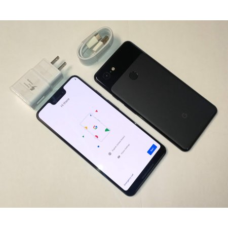 Google - Pixel 3 XL Factory Unlock (Verizon) (Black, 64GB