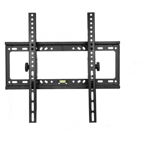 NOVAMASS Mounts Tilt TV Wall Mount Bracket for 32″- 55″ LCD LED Plasma TV – 15 Degree Tilt up or down (Up to 165 Lb)