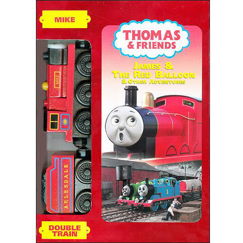 Thomas & Friends: James & The Red Ballon (With Toy) (Full Frame)