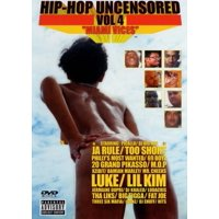 Hip Hop Uncensored: Volume 4: Miami Vices (DVD)