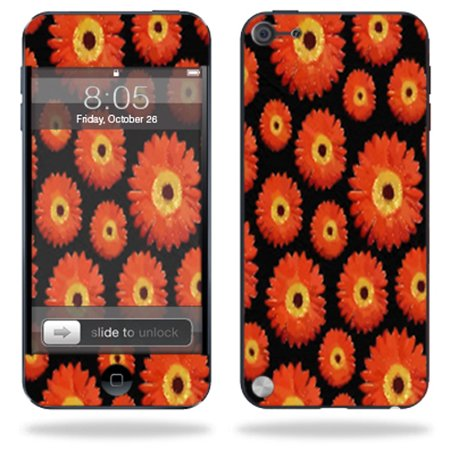 Skin Decal Wrap for Apple iPod Touch 5G 5th gen mp3 cover Abstract Hearts ()