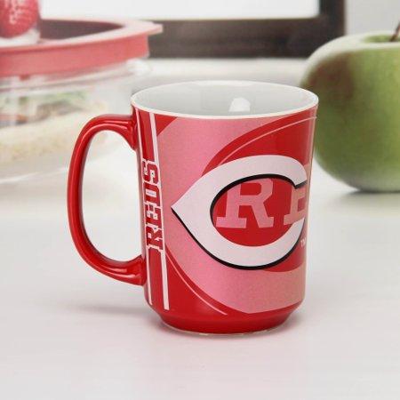 Cincinnati Reds Reflective Mug - No Size