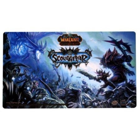 WOW WORLD OF WARCRAFT SCOURGEWAR PLAYMAT GAME MAT (Games Like World Of Warcraft For Mac)