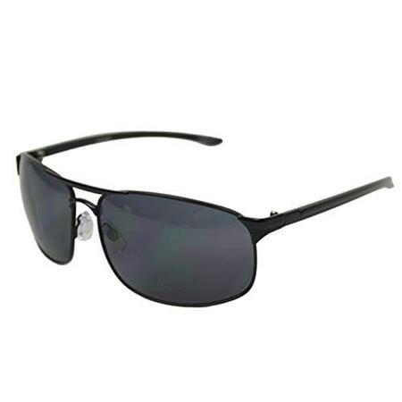 New  Steve Madden Men's SMM47208 Rectangular Sport Driving Sunglasses (Madden Sunglasses)