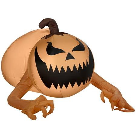 Airblown Inflatable Pumpkin Monster by Gemmy