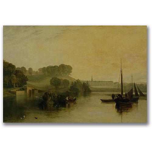 "Trademark Fine Art ""Petworth, Sussex"" Canvas Wall Art by Joseph Turner"