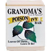 Grandmas Pure And Natural Grandmas  Poison Ivy & Oak Bar, 2.15 oz
