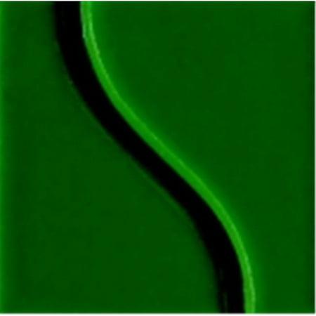 Sax True Flow No Lead Gloss Glaze - 1 Pint - Foliage Green