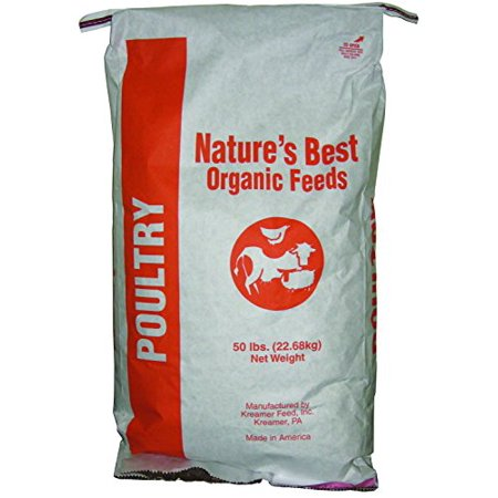 Natures Best Organic Feed