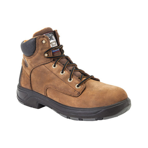"Men's Georgia Boot G6644 FLXPoint Waterproof Composite Toe 6"" Boot"