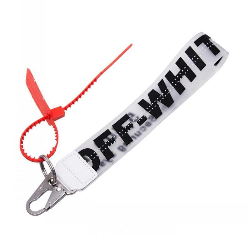 Champion Key Chain Industrial Yellow//White//red Lanyard