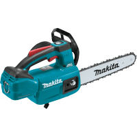 """Makita XCU06Z 18V LXT® Lithium-Ion Brushless Cordless 10"""" Top Handle Chain Saw, Tool Only"""