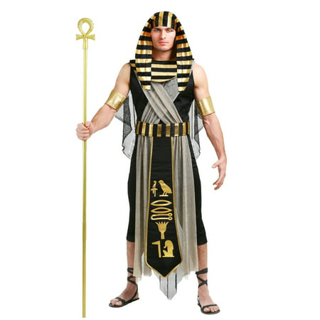 All Powerful Pharaoh Plus Size Men's Costume](Black Pharaohs)