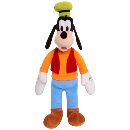 Mickey Mouse Clubhouse Bean Plush Goofy