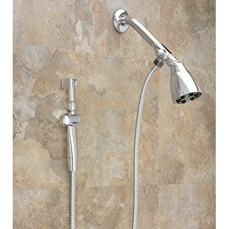 Aquaus 360° Warm Water Hand Held Bidet for Shower w/ EZ Thumb ...