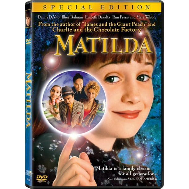 Matilda Dvd Walmart Com Walmart Com
