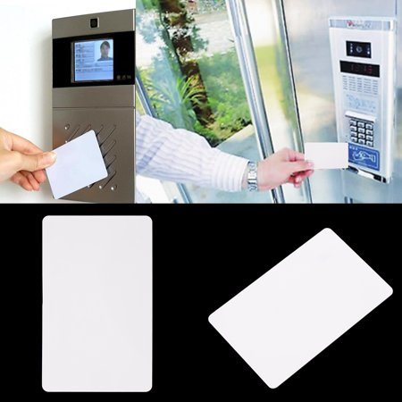 Portable Nfc Smart Card Ic 13 56Mhz Devices Contactless Access Card