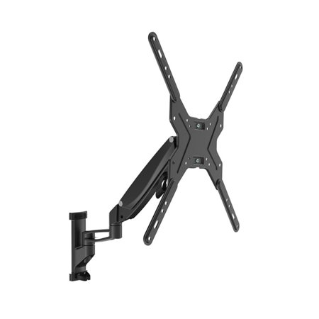 Loctek S7 Gas Spring Adjustable Height Full Motion Interactive TV Wall Mount