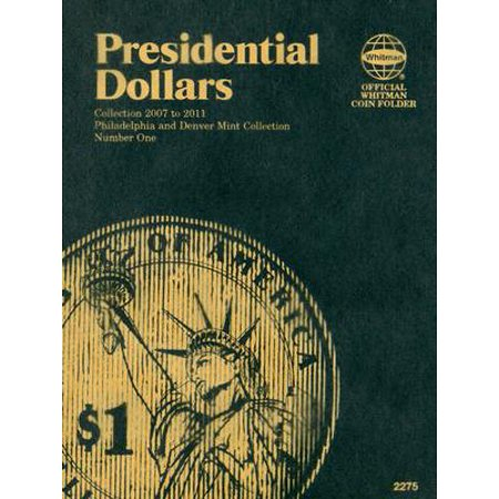 Number Ones Collection (Presidential Dollars : Philadelphia and Denver Mint Collection, Number One)