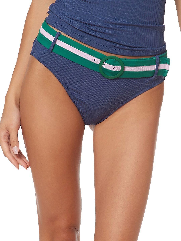 Belted Bikini Bottom