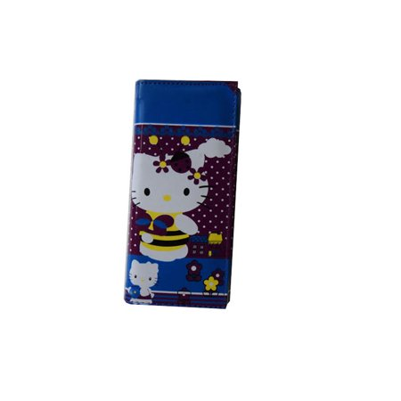 Hello Kitty Style Kitty bumblebee Design Clutch Wallet Woman Girl Handbag, HKP-BAG-41