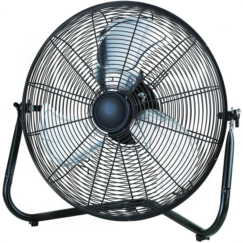 "20"" High Velocity Fan, Black"