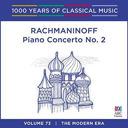 Rachmaninoff Piano Concerto 2 - 1000 Years Of (Rachmaninoff Piano Concerto No 2 Best Recording)