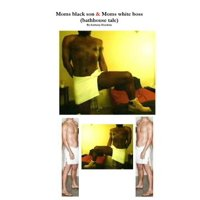 Moms Black Son & Moms White Boss (Bathhouse Tale)