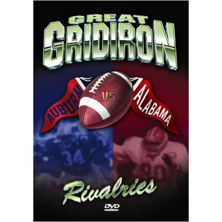 Alabama Great Gridiron Rivalries