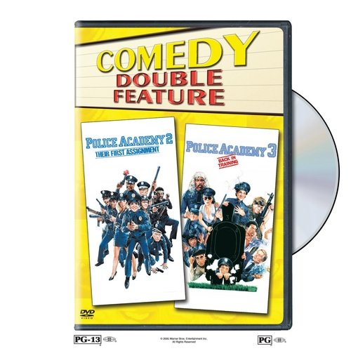 Police Academy 2: Their First Assignment / Police Academy 3: Back In Training (Widescreen)