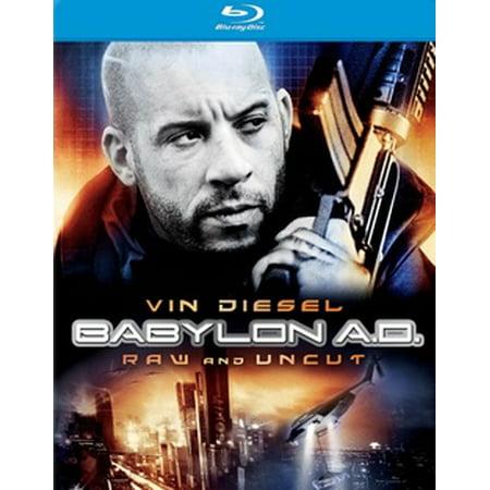 Babylon A.D. (Blu-ray) (Widescreen)