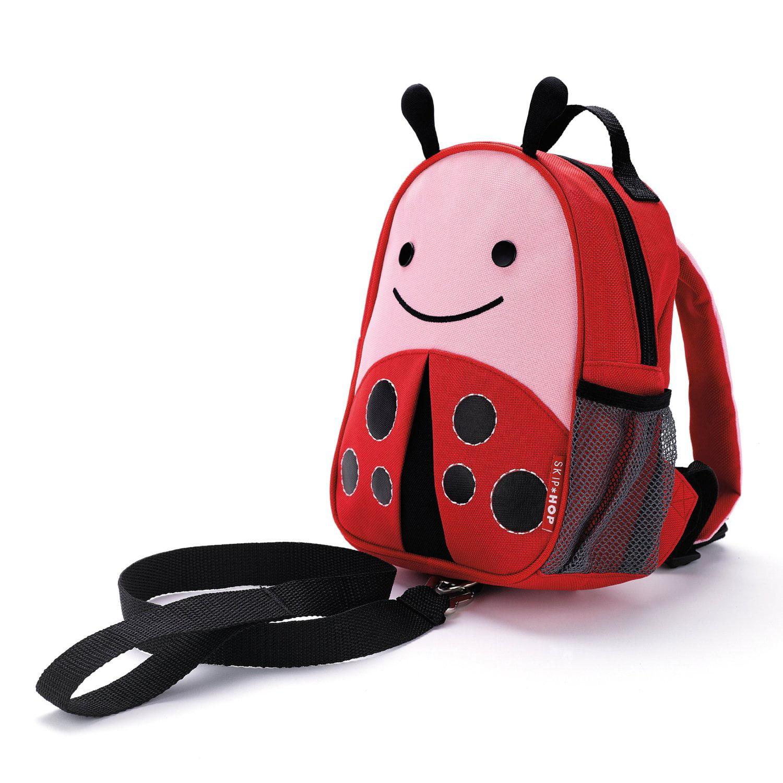 Skip Hop Zoo Safety Harness Ladybug - Walmart.com 2808b29bc1